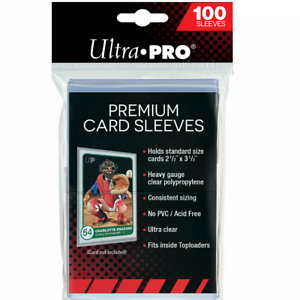 100-x-Ultra-Pro-Premium-Platinum-Card-Protector-Sleeves-for-MTG-Yugioh-Pokemon