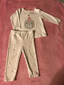 Baby Girl Clothes 9 12 Months Ebay