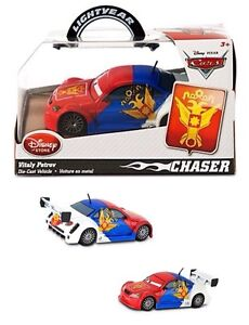 NEW-DISNEY-STORE-CARS-2-VITALY-PETROV-CHASER-EDITION-CARRY-CASE-SIZE-1-43