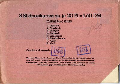 Ausdrucksvoll Bundesrepublik Deutschland Ganzsache Michel: P 99 Ungebraucht #1725