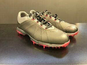 nike lunar fire golf shoes black