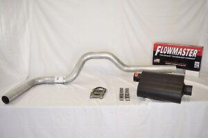 Chevy silverado flowmaster super 40