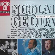 """12"""" Nicolai Gedda Man lebt nur einmal, gern hab ich die Frau`n geküsst) EMI"""