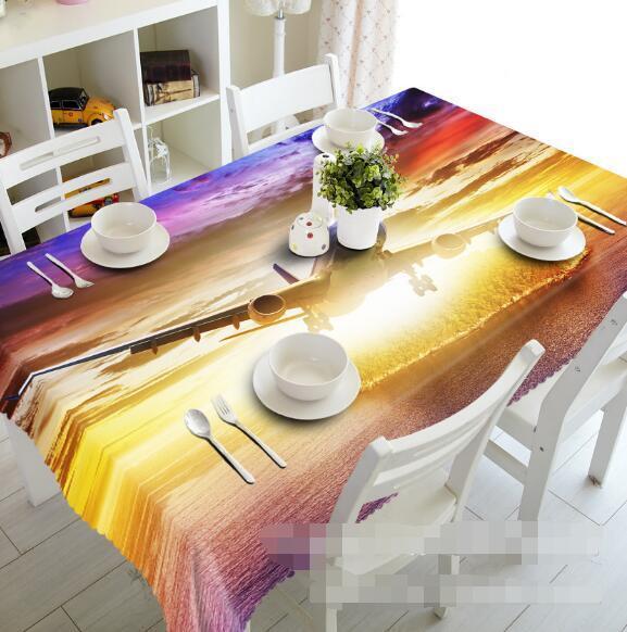 3D Aircraft  4 Tablecloth Table Cover Cloth Cloth Cloth Birthday Party Event AJ WALLPAPER AU 3dc907