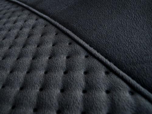 Cubiertas De Asiento De Coche Set Completo Ajuste Hyundai i40-Negro Set Completo