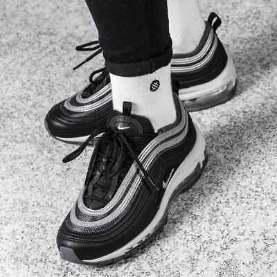 Nike Air Max 97 Y2k Gs-uk 4.5/us 5/eu37.5 - Nero/argento/grigio (bq8380-001)-rey (bq8380-001) It-it Mostra Il Titolo Originale