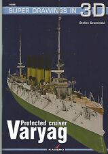 Protected Cruiser Varyag von Draminski  (2015)  NEU