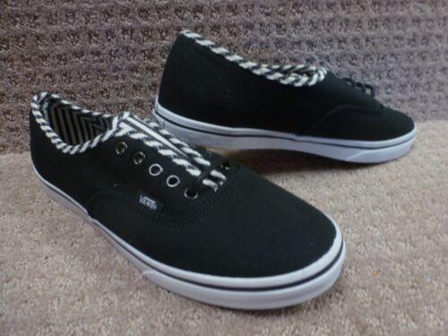 auténtico Zapatos Pro Lo Hombre Rayas Negro hickory Vans 5w1gCqXq