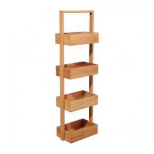 Meuble-etagere-4-cases-en-bambou-Rangement-salle-de-bain-FIVE