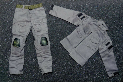 1//6 scale GREEN WOLF galac-tac easy simple ES uniform