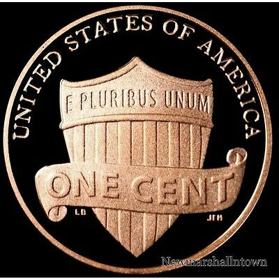 2019 S Lincoln Shield Mint Proof ~ US Mint Proof Coin from Proof Set