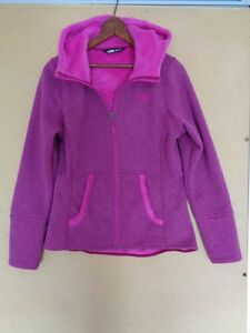 S Jacket Face Women Taglia p North Basic Zip Full Purple The wTZzqW