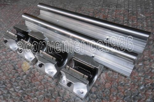 1XTBR16-3500mm 16MM FULLY SUPPORTED LINEAR RAIL SHAFT 2 TBR16UU Rounter Bearing