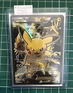 pokemon-PIKACHU-Rare-Hologram-MINT-ref-0037