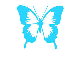 Butterfly JDM Auto Car Bumper Window Vinyl Decal Sticker Decals Laptop Macbook