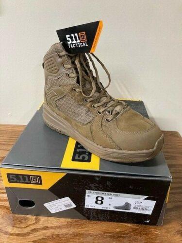 5.11 Tactical Men/'s Halcyon Waterproof Boots Coyote 12364