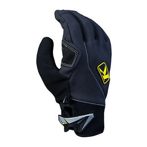 NEW-Klim-Inversion-Glove-Black-Snowmobile-ATV-Gloves-Water-Resistant-Glove