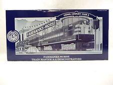 LIONEL 6-18340 Century Club II Fairbanks and Morse Trainmaster Demo AA NIB