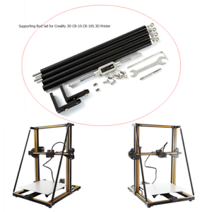 HICTOP Supporting Rod Set for Creality 3D CR-10 CR-10S 3D Printer  Upgrade parts