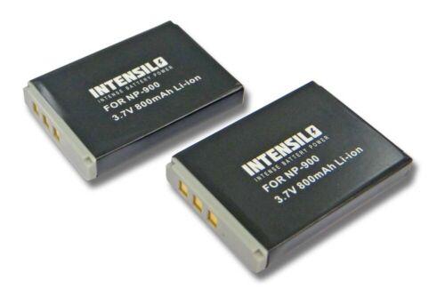 2x batería 800mah para sanyo 02491-0015-00