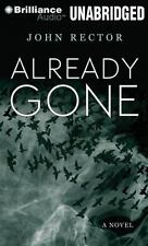 Already Gone by John Rector (2011, CD, Unabridged