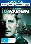 Unknown (Blu-ray, 2011, 2-Disc Set)