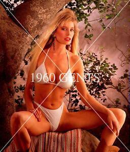 Image is loading 1980s-NUDE-8X10-PHOTO-BUSTY-PORN-STAR-PINUP-