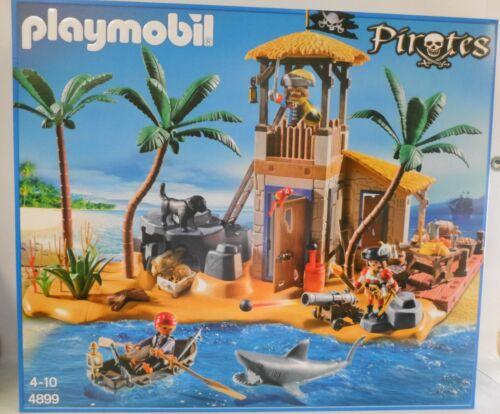 Playmobil **NEU** PLAYMOBIL® Pirates 4899 Piratenbucht Pirat Insel **OVP**
