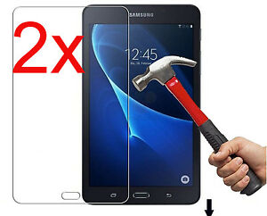 2-pack-Tempered-Glass-Screen-Protector-For-Samsung-Galaxy-Tab-A-7-0-SM-T280-T285