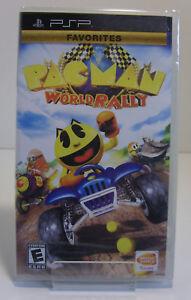 Pacman-World-Rally-Sony-PSP-Neu-amp-OVP