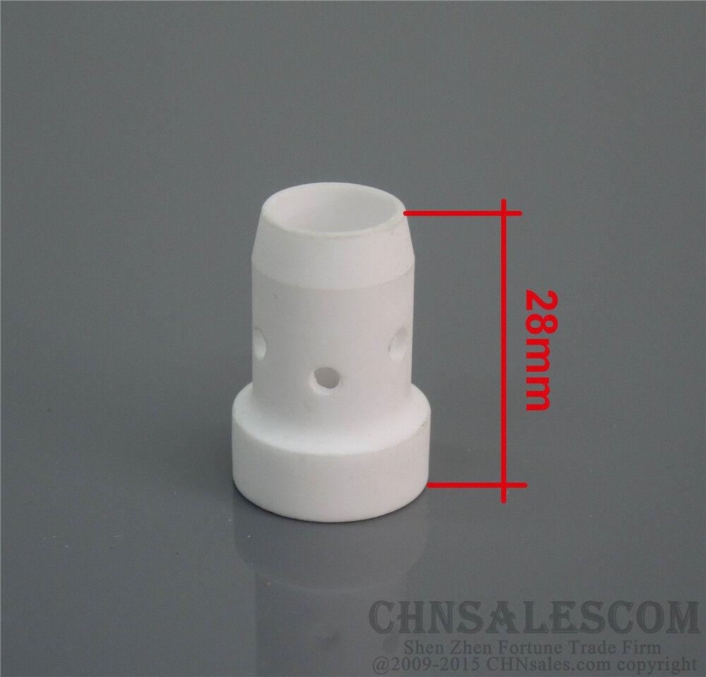 10 PCS MB 36KD 401D 501D 602 MIG//MAG Welding Gun Contact Tip 1.6x30 M8 140.0587