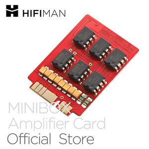 HIFIMAN-MINIBOX-Amplifier-Card-for-HM901-802-650-Portable-Music-Player