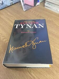 THE-LIFE-OF-KENNETH-TYNAN-KATHLEEN-TYNAN-Signed-Hardback