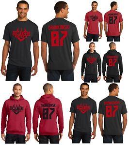 Rob Gronkowski Tampa Bay Buccaneers Jersey T Shirt Or Hoodie Youth Men S Sizes Ebay