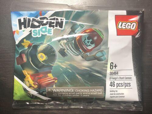 El Fuego/'s Stunt Cannon LEGO Hidden Side 30464