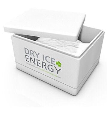 Trockeneis Pellets 30 kg von Dry Ice Energy