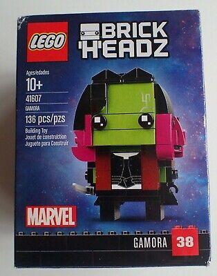 Lego 41607 BrickHeadz Gamora Marvel 136 Pieces New Box Sealed