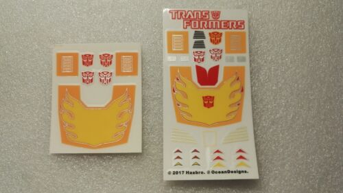 Ocean Detail Daclas for MP 28 Hot Rodimus,In stock!