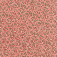 Moda Fabric Hyde Park Blackbird Designs (2763 12) Rose Hips - By 1/2 Yard