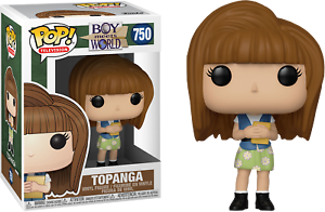 Funko Pop Vinyl-Boy Meets World-Topanga 750