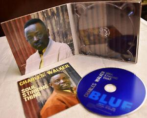 "CHARLES ""Wigg"" WALKER Soul stirring Thing CD Neuwertig DIGIPAK Meisterwerk KULT!"