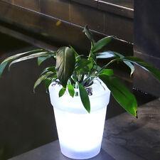 Solar Power Flowerpot Garden Landscape Lamp Outdoor Yard LED Landscape Light