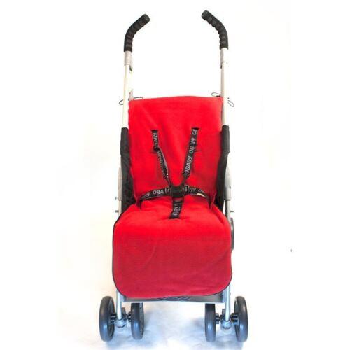 Genesis Universal showerproof Rojo Y Negro saco de lana forrada a prueba de viento