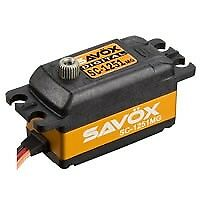 Sav-Sc1251Mg Savox Digital Low Profile Servo 9.0Kg@6V