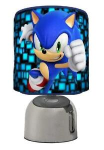 Image Is Loading SONIC THE HEDGEHOG LIGHT TOUCH LAMP KIDS ROON