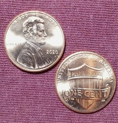 2020 P/&D Lincoln Penny Cent Set BU from Bank Rolls ~ BUY2 SETS GET 1 SET FREE