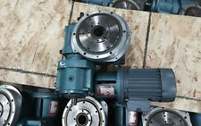 Camco 401 Turntable Rotary Drive Indexer Kebco 75kw Motor Mshv55741 9c 393taw