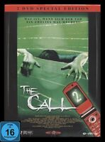 DVD THE CALL 2 - SPECIAL EDITION - JAPAN-HORROR im SCHUBER - alte FSK 2 DISC-SET