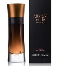 Armani Code Profumo by Giorgio Armani 3.7 oz Eau De Parfum Spray for Men NIB