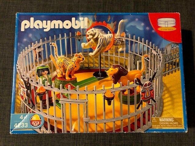completare Playmobil  Circus Set  4233  prendi l'ultimo